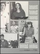 1993 Clyde High School Yearbook Page 58 & 59