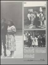 1993 Clyde High School Yearbook Page 62 & 63