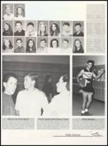 1993 Clyde High School Yearbook Page 80 & 81
