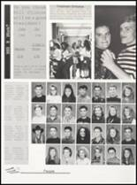 1993 Clyde High School Yearbook Page 86 & 87