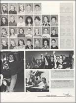 1993 Clyde High School Yearbook Page 88 & 89