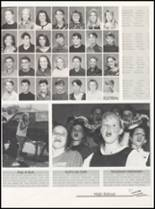 1993 Clyde High School Yearbook Page 90 & 91