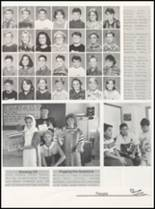 1993 Clyde High School Yearbook Page 92 & 93