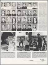 1993 Clyde High School Yearbook Page 98 & 99
