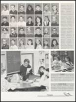 1993 Clyde High School Yearbook Page 100 & 101