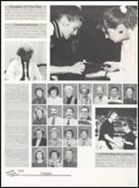 1993 Clyde High School Yearbook Page 108 & 109