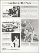 1993 Clyde High School Yearbook Page 112 & 113