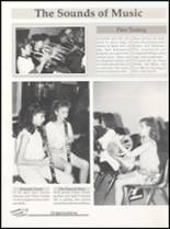 1993 Clyde High School Yearbook Page 116 & 117