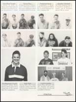 1993 Clyde High School Yearbook Page 124 & 125