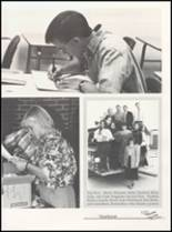 1993 Clyde High School Yearbook Page 126 & 127