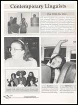 1993 Clyde High School Yearbook Page 128 & 129