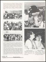 1993 Clyde High School Yearbook Page 130 & 131