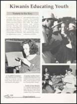 1993 Clyde High School Yearbook Page 132 & 133