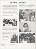 1993 Clyde High School Yearbook Page 134 & 135