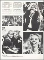 1993 Clyde High School Yearbook Page 142 & 143