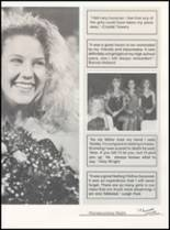 1993 Clyde High School Yearbook Page 144 & 145