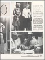 1993 Clyde High School Yearbook Page 148 & 149