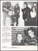 1993 Clyde High School Yearbook Page 152 & 153