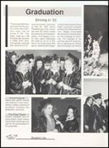 1993 Clyde High School Yearbook Page 158 & 159