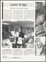 1993 Clyde High School Yearbook Page 160 & 161