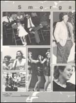 1993 Clyde High School Yearbook Page 184 & 185