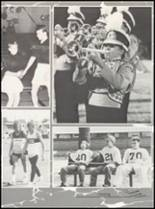 1993 Clyde High School Yearbook Page 186 & 187