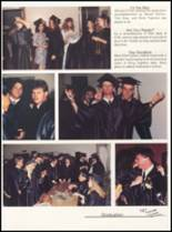 1993 Clyde High School Yearbook Page 190 & 191