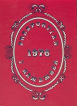1976 Yearbook Freeport Area High School