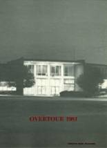 1981 Yearbook Overton High School