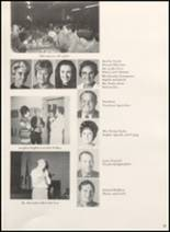 1972 Clyde High School Yearbook Page 18 & 19