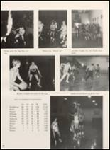 1972 Clyde High School Yearbook Page 42 & 43