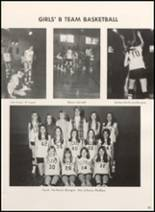 1972 Clyde High School Yearbook Page 46 & 47
