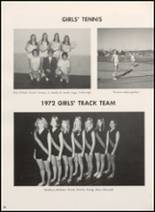 1972 Clyde High School Yearbook Page 48 & 49