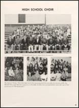 1972 Clyde High School Yearbook Page 52 & 53