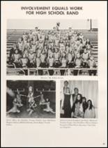 1972 Clyde High School Yearbook Page 58 & 59