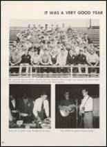 1972 Clyde High School Yearbook Page 62 & 63