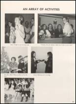 1972 Clyde High School Yearbook Page 66 & 67