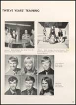 1972 Clyde High School Yearbook Page 70 & 71