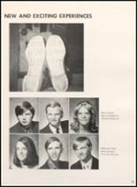 1972 Clyde High School Yearbook Page 74 & 75