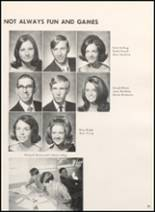 1972 Clyde High School Yearbook Page 76 & 77