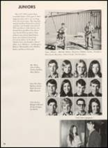 1972 Clyde High School Yearbook Page 78 & 79