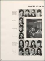 1972 Clyde High School Yearbook Page 80 & 81
