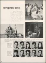 1972 Clyde High School Yearbook Page 84 & 85