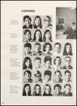 1972 Clyde High School Yearbook Page 86 & 87