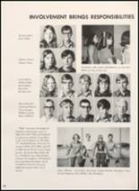 1972 Clyde High School Yearbook Page 88 & 89