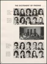 1972 Clyde High School Yearbook Page 90 & 91