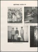 1972 Clyde High School Yearbook Page 96 & 97