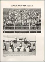 1972 Clyde High School Yearbook Page 98 & 99