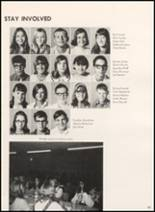 1972 Clyde High School Yearbook Page 100 & 101