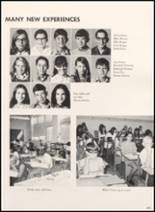 1972 Clyde High School Yearbook Page 104 & 105